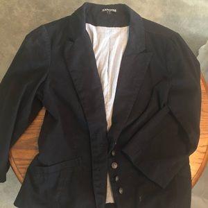 Express size 10 casual blazer